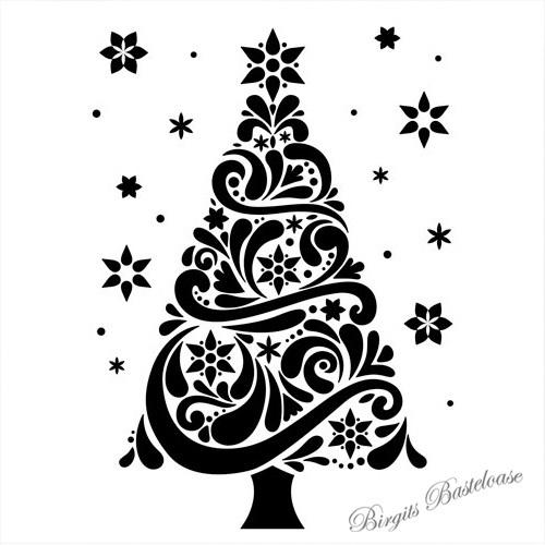 Wo Günstig Weihnachtsbaum Kaufen.Prägefolder Embossing Folder Weihnachtsbaum D 118