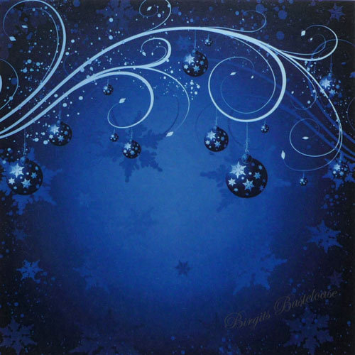 dixi craft design papier christmas blue 15x15 cm paper kaufen. Black Bedroom Furniture Sets. Home Design Ideas