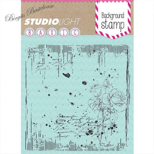 Studio Light Clear Stamps Basic Nr 185 Background STAMPSF185
