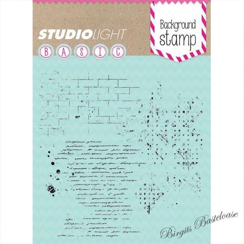 Studio Light Clear Stamps Basic Nr 186 Background STAMPSF186