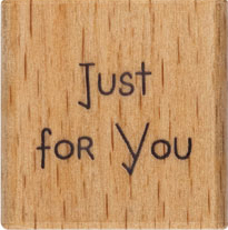Me to You Stempel Just for you MTY906117