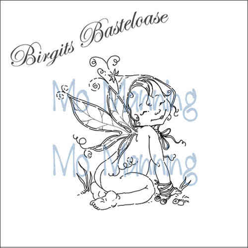 Mo Manning Clear Stamp Fairy Kiki MM014