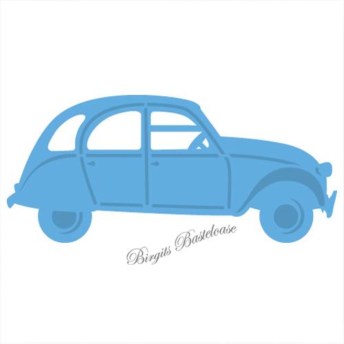 creatables stanzschablone auto ente deux chevaux lr0330 kaufen. Black Bedroom Furniture Sets. Home Design Ideas