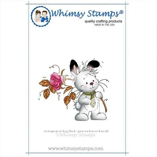 Whimsy Stamps Wee Bunny SZWS117 - Hase
