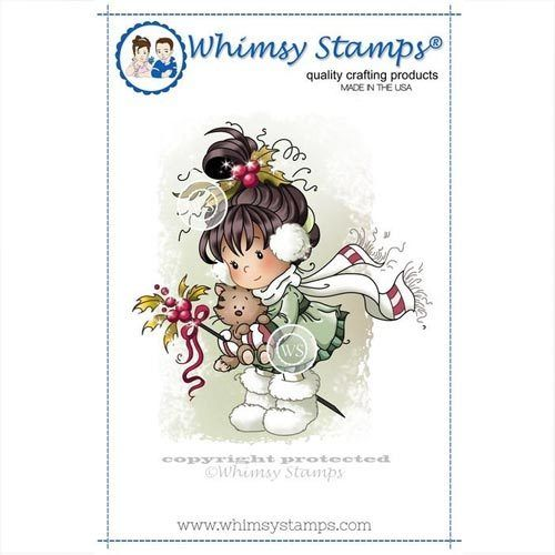 Whimsy Stamps Berry SZWS141