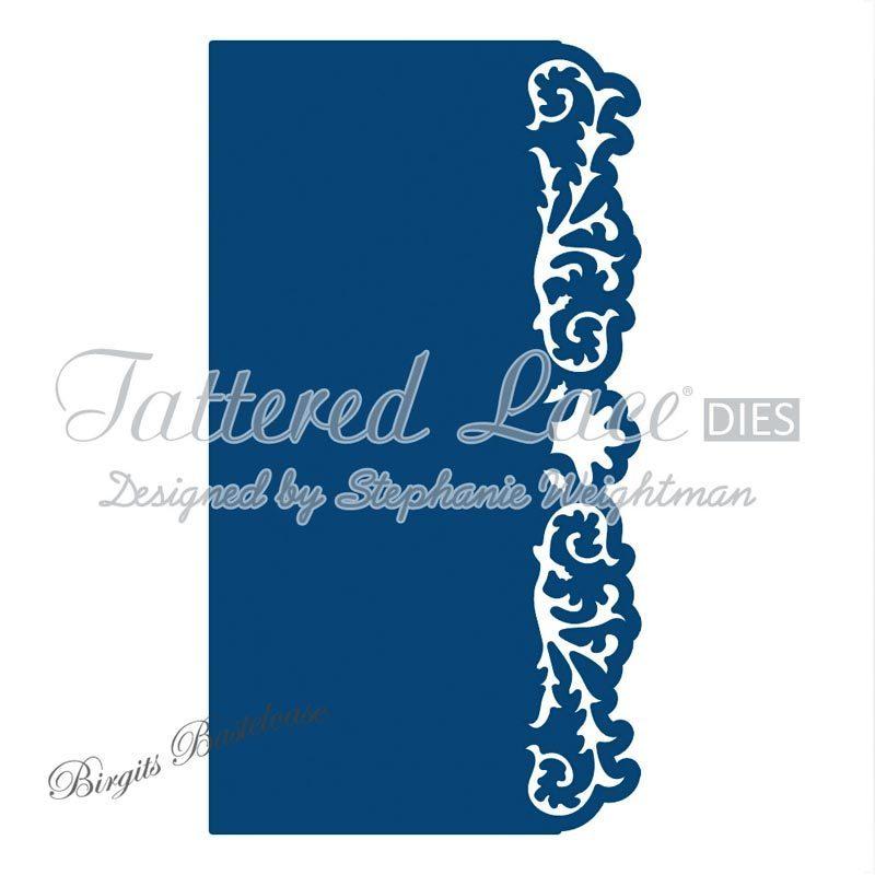 Tattered Lace Stanzschablone Ornate Border D070 Bordüre kaufen