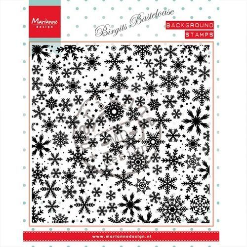 Marianne Design Clear Stamp Eiskristalle CS0944