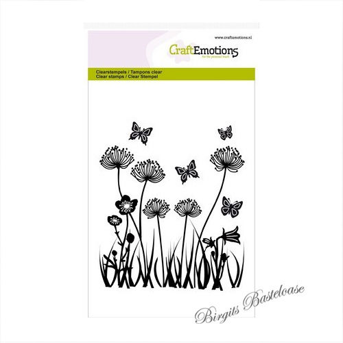 Clear Stamps Field Flowers - Blumen 1101
