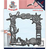 Amy Design Stanzschablone Nautical Frame ADD10100