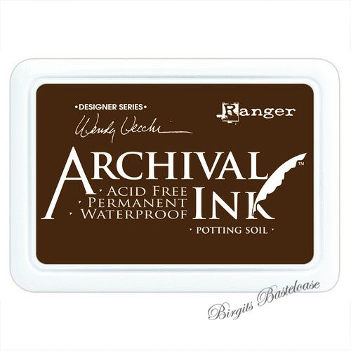 Archival Ink Stempelkissen Ranger Potting Soil AIP38979