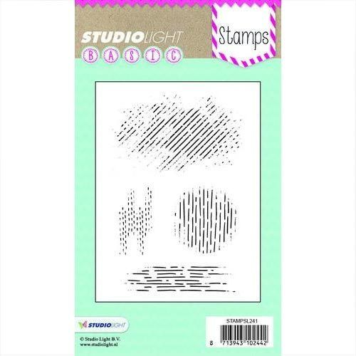 Studiolight Clear Stamps Basic nr 241 Hintergründe STAMPSL241