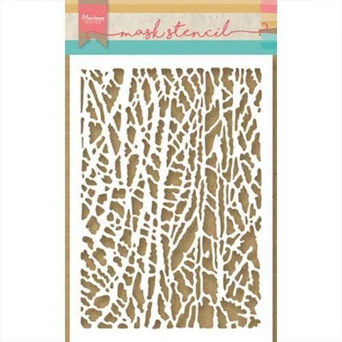 Marianne design Mask stencil Tiny's bark PS8003