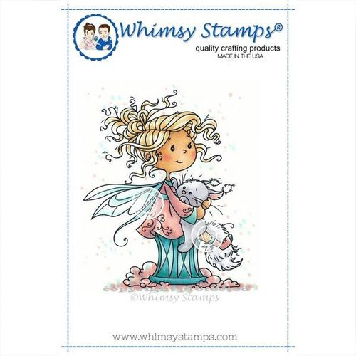 Whimsy Stamps Hold You Close SZWS207