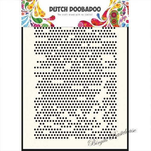 Dutch Doobadoo Mask Art stencil Punkte Dots A5 470.715.119