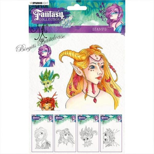 Studiolight Clear Stamps Fairy Fantasy Collection nr.373