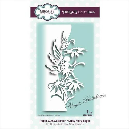 Creative Expressions Dies Daisy Fairy Edger CEDPC1081