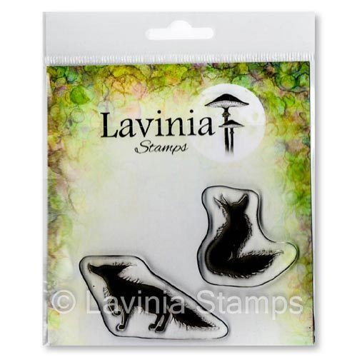 Lavinia Stamps Fox Set 1 LAV635